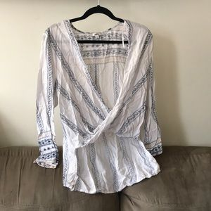 Fun and cute flowy top originally bought from LF